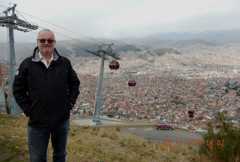 Bolivien 02 11 2015 La Paz