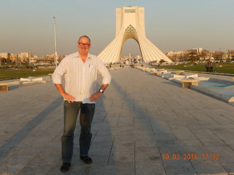 Iran 10 03 2016 Teheran