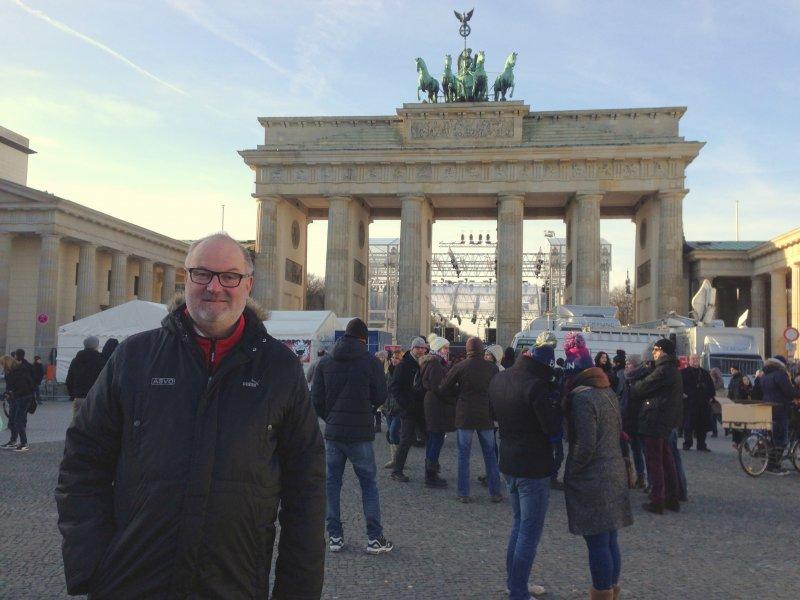 Deutschland 31 12 2015 Berlin
