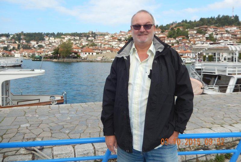 Mazedonien 03 10 2015 Ohridsee