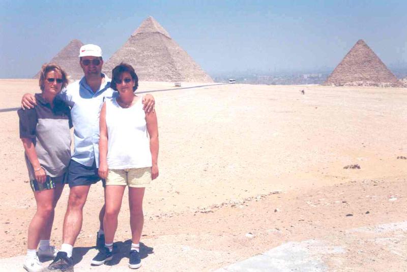 Ägypten 14 05 1999 Kairo
