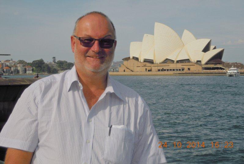 Australien 24 10 2014 Sydney Oper