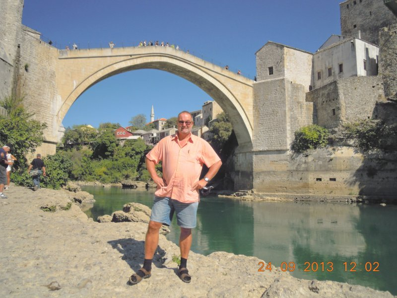 Bosnien und Herzegowina 24 09 2013 Mostar