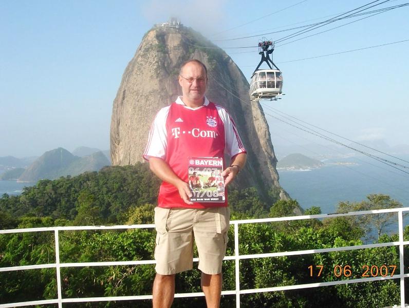 Brasilien 17 06 2007 Rio de Janeiro