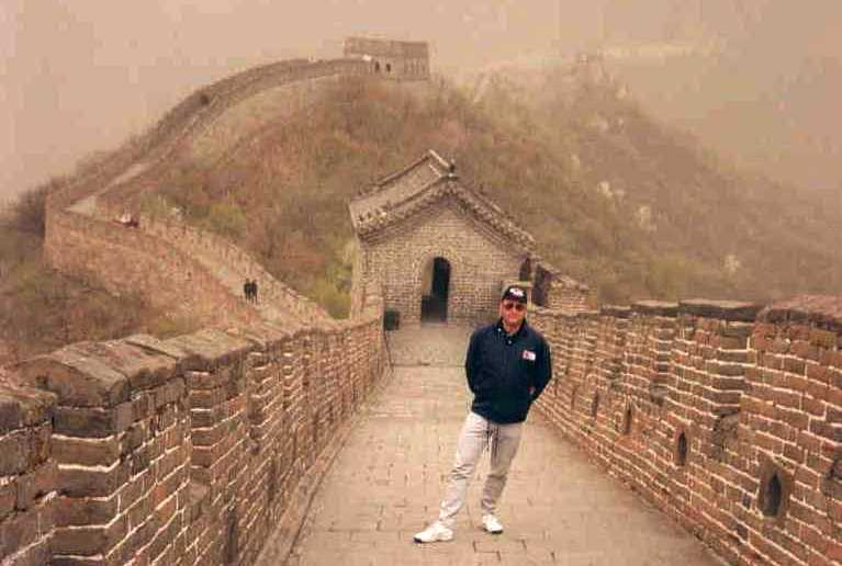 China 25 04 2000 Große Mauer