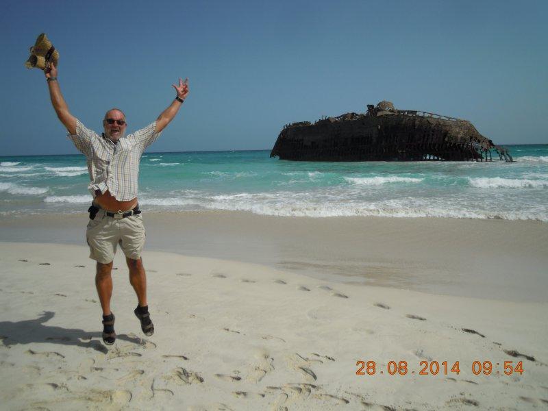 Kap Verde 28 08 2014 Boa Vista