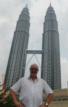 Malaysia 22 03 2015 Kuala Lumpur Petronas Twin Towers