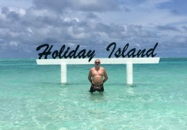 Malediven 12 04 2018 Holiday Island