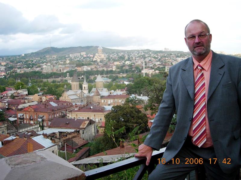Georgien 16 10 2006 Tbilisi
