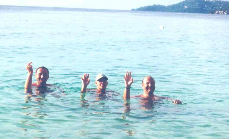 Grenada 11 09 1999 St. George
