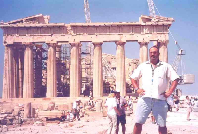Griechenland 22 07 2004 Athen
