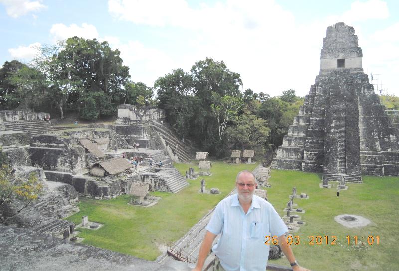 Guatemala 26 03 2012 Tikal