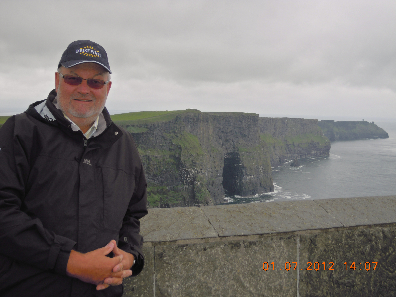 Irland 01 07 2012 Cliffs of Moher