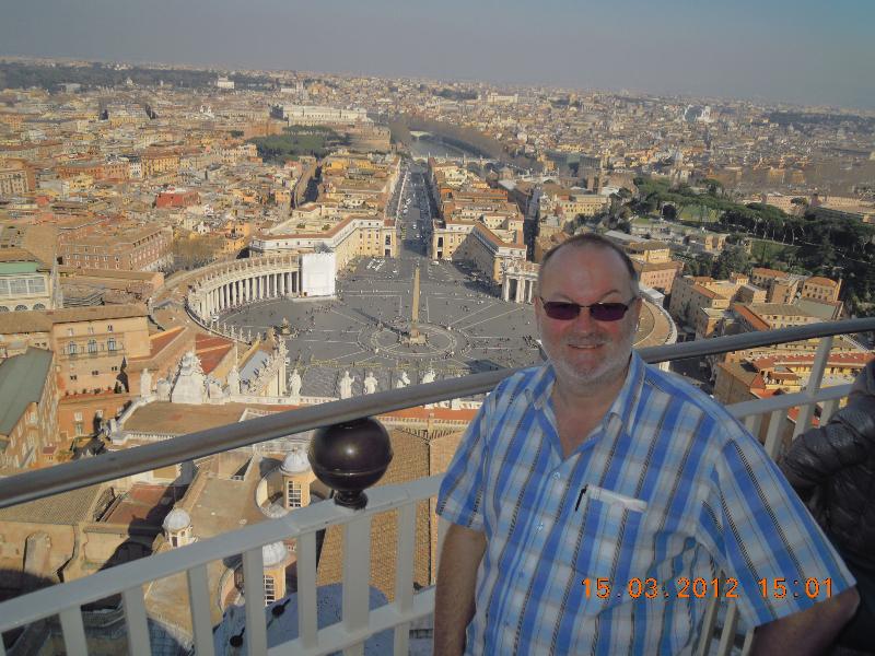 Italien 15 03 2012 Rom