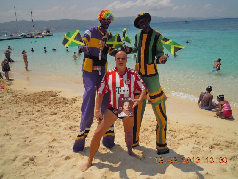 Jamaika 13 03 2013 Falmouth