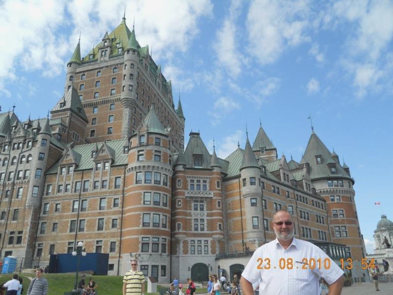 Kanada 23 08 2010 Quebec