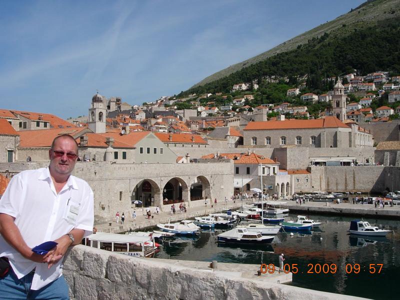 Kroatien 09 05 2009 Dubrovnik