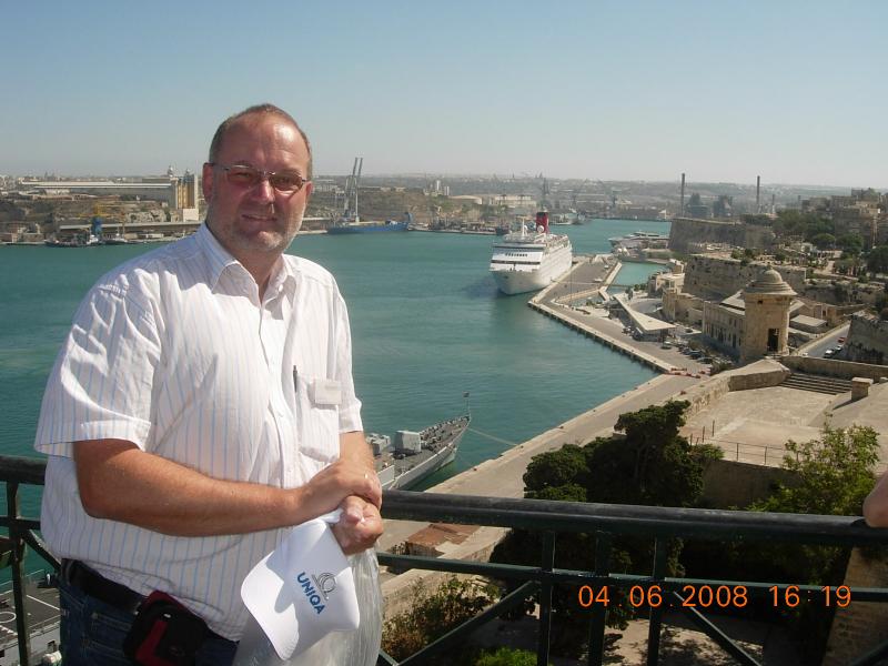 Malta 04 06 2008 La Valetta