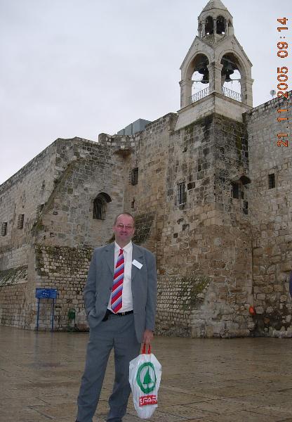 Palästina 21 11 2005 Bethlehem