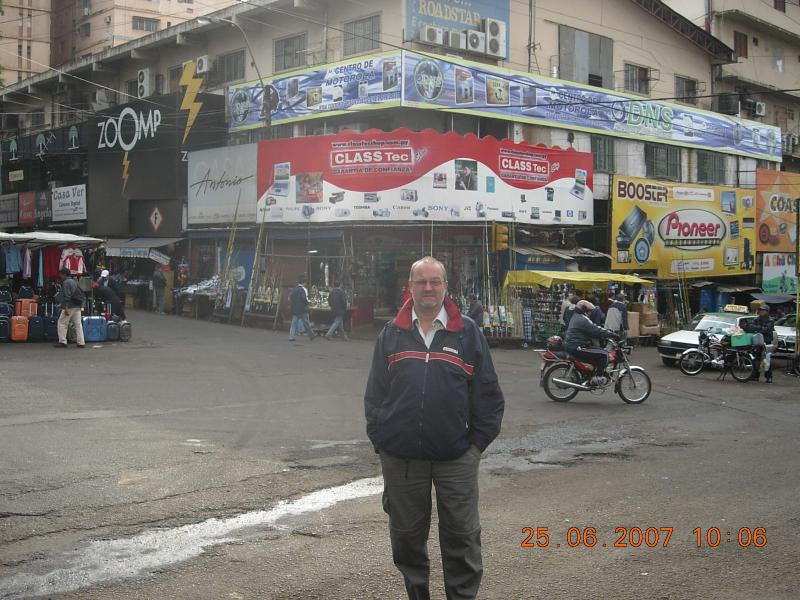 Paraguay 25 06 2007 Ciudad del Este