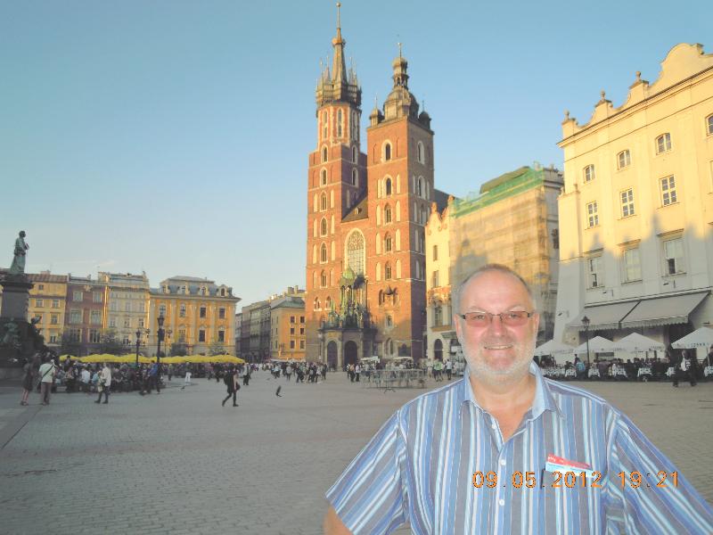 Polen 09 05 2012 Krakau