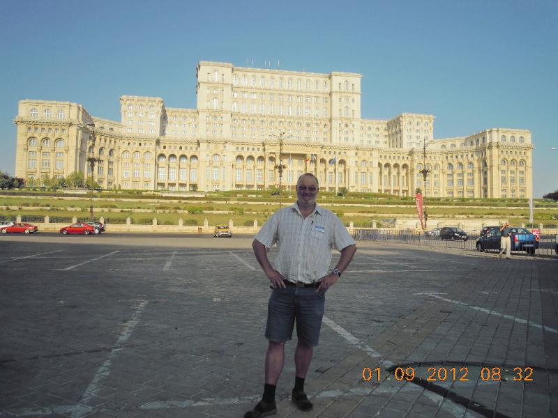 Rumänien 01 09 2012 Bukarest