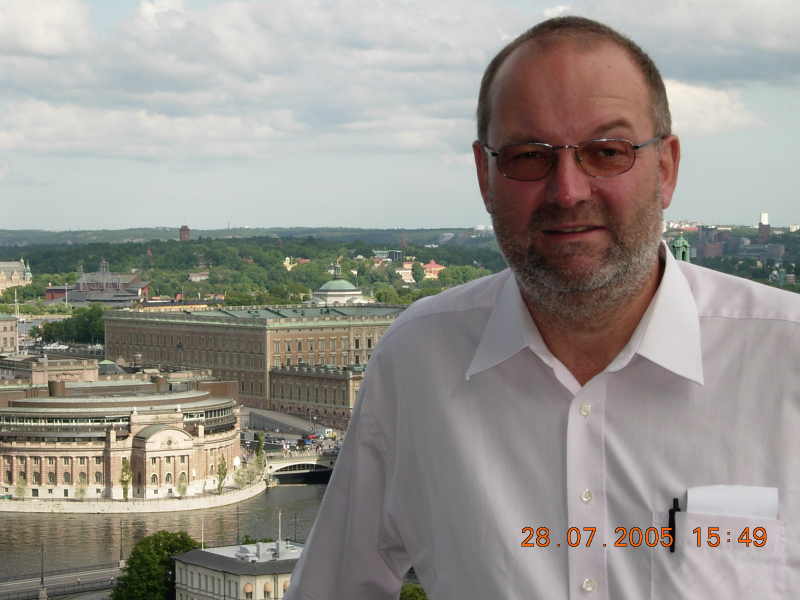 Schweden 28 07 2005 Stockholm