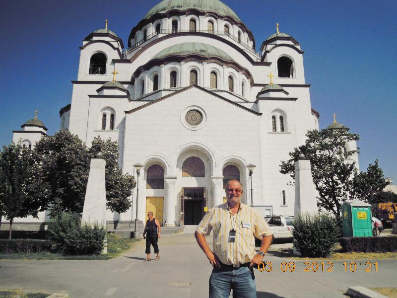 Serbien 03 09 2012 Belgrad
