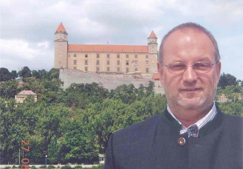 Slowakei 27 08 2006 Bratislava