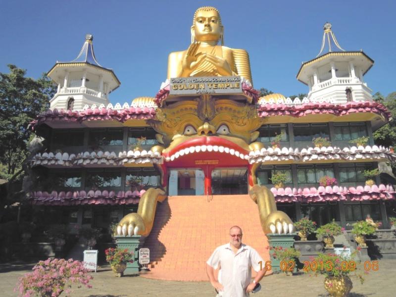 Sri Lanka 16 02 2013 Dambulla