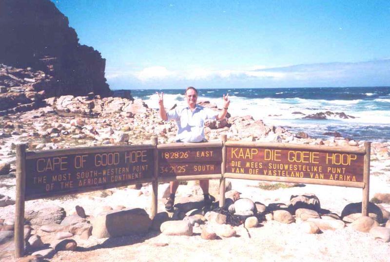 Südafrika 13 04 2003 Kap der guten Hoffnung