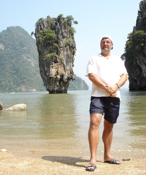 Thailand 18 10 2004 James Bond Island