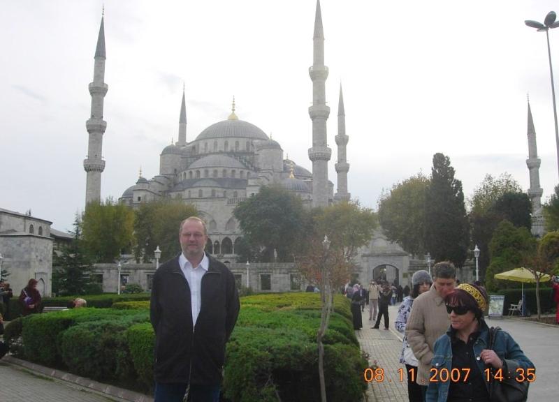 Türkei 08 11 2007 Istanbul