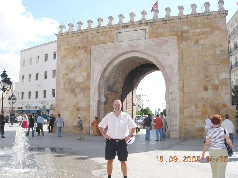 Tunesien 15 09 2005 Tunis