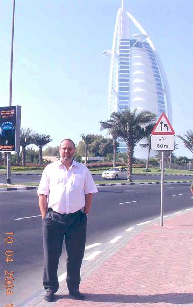 Vereinigte Arabische Emirate 04 10 2004 Dubai
