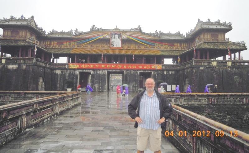 Vietnam 04 01 2012 Hue