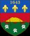 Französisch Guayana Wappen