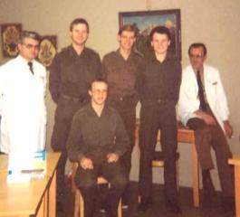 1982 Nov. Besetzung HPD