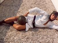 1982 Juli Modellaufnahme
