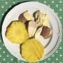 2020 04 16 statt ME Eis mit gegrillten Ananas