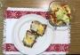 2020 05 02 AE Thunfischtoast und gem Toast und gem Salat