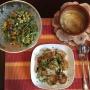 2020 05 22 AE Zweierlei Ziegenkäse mit gemischten Salat