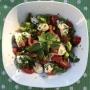 2020 06 01 Tomaten Spargelsalat mit Mozarella