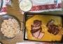 2020 07 26 ME Schwein mit Wein und Nockerl sowie Rahmgurkensalat