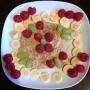 2020 10 07 Haferschleimmüsli mit Obst