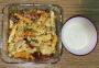 2020 12 12 Ofengemüse mit Knoblauch Kräuterdip