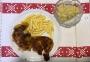 2020 12 13 Backhendl mit Pommes und Erdäpfelsalat (Gasthaus Laube)
