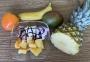2021 01 08 Exotischer Fruchtsalat mit gemischten Eis