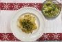 2021 02 02 Thunfisch-Spargel-Nudeln mit grünen Salat