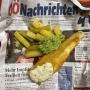 2021 03 18 Fisch & Chips mit Erbsenpüree